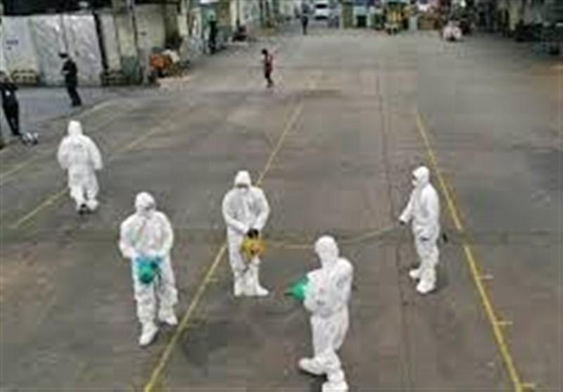 900 نفر در کره جنوبی به ویروس کرونا مبتلا شدند