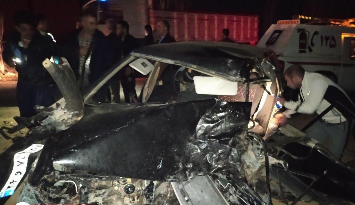 خبرنگاران حادثه رانندگی در شادگان پنج کشته برجا گذاشت