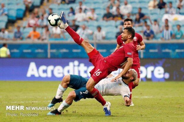 موافقت قطر با حضوردر امارات برای جام فدراسیون های فوتبال غرب آسیا