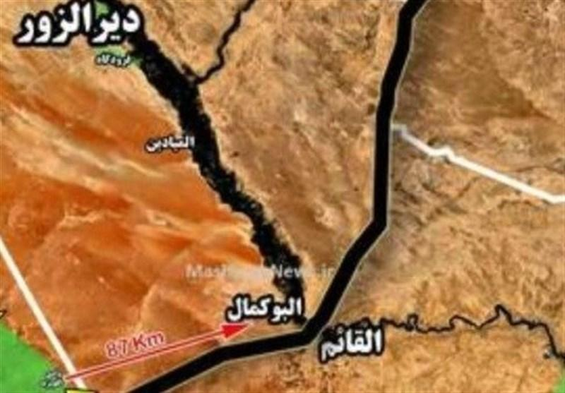پرواز گسترده جنگنده های آمریکا در مناطق مرزی عراق و سوریه