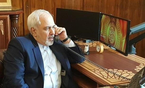 تماس تلفنی ظریف با وزیر خارجه کرواسی در پی زلزله در این کشور