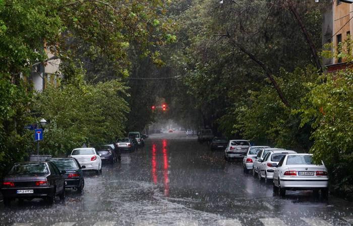 بارش های تازه از بعد از ظهر جمعه ، باران در هفته دوم نوروز ادامه دارد