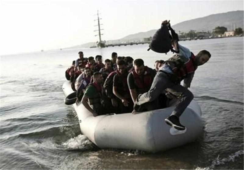 21 هزار مهاجر تنها طی هفته گذشته به یونان رفته اند