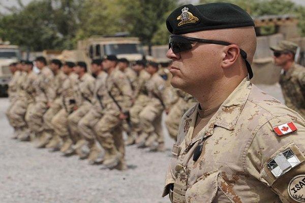 کانادا 69 نیروی نظامی به عراق اعزام کرد