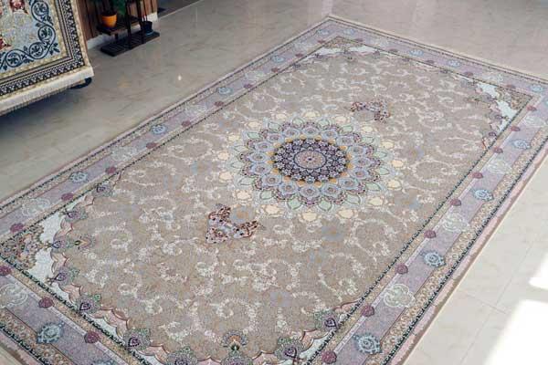 فراوری فرش های سفارشی یکپارچه