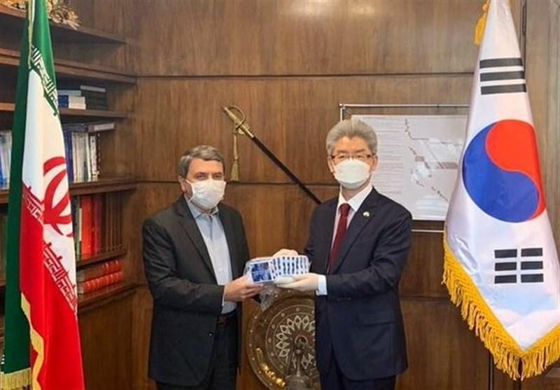 کمک یک میلیون دلاری کره جنوبی به ایران در راستای مقابله با کرونا