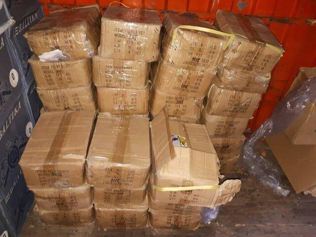 کشف کالای قاچاق یک میلیاردی در بروجرد