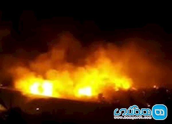 آتش سوزی های اخیر در تهران عمدی بوده است؟