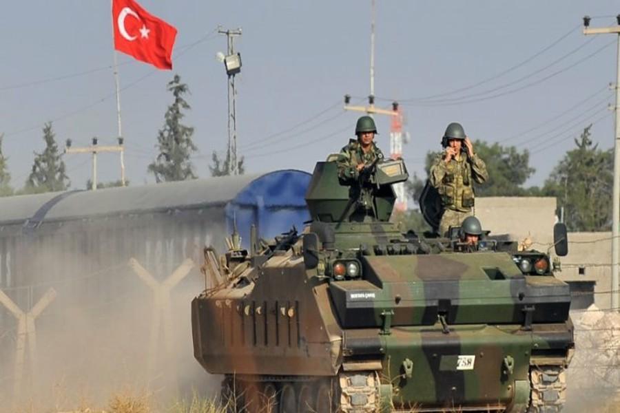 بی توجهی ترکیه به هشدارهای بغداد، عملیات نظامی در شمال عراق ادامه دارد