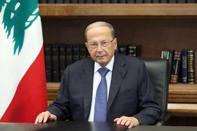 خبرنگاران عون: ترامپ در کنفرانس یاری به لبنان در پاریس حاضر می شود