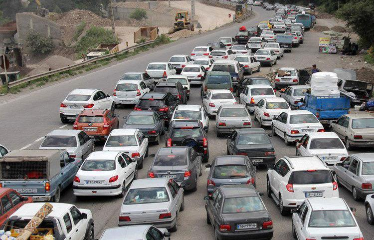 آخرین شرایط جوی و ترافیکی جاده های کشور