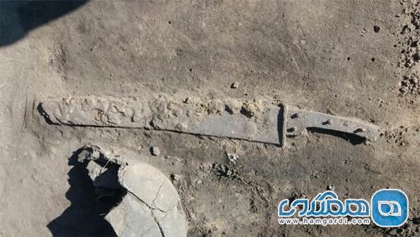 اعلام کشف ابزار باستانی عصر آهن