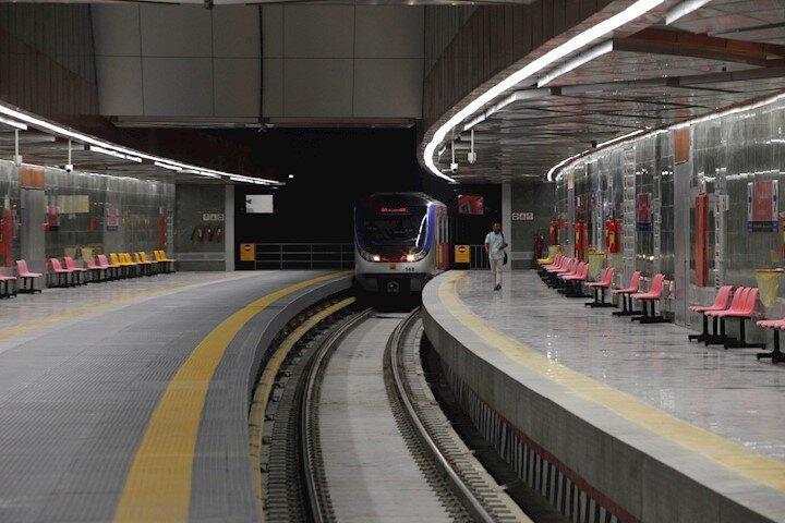 ساخت 14 ایستگاه جدید متروی تهران در شمال غرب پایتخت