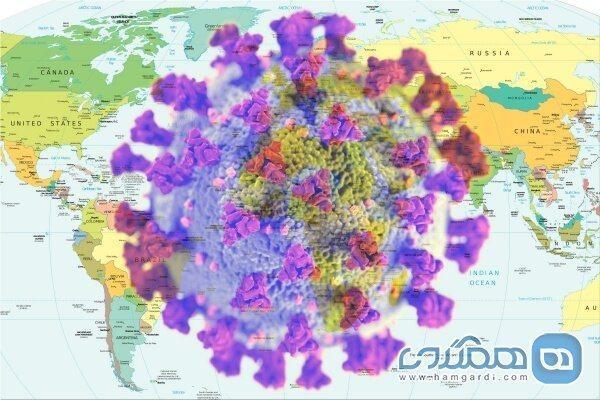 بلایی که ویروس کرونا بر سر گردشگری دنیا آورد