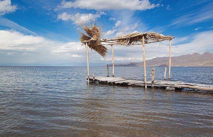 حجم آب دریاچه ارومیه به بیش از 3 میلیارد متر مکعب رسید