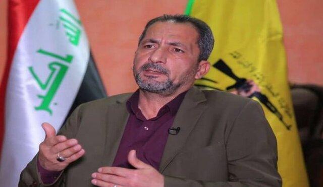 واکنش حزب الله عراق به عدم خروج نیروهای آمریکایی، از همه سلاح های موجود استفاده می کنیم