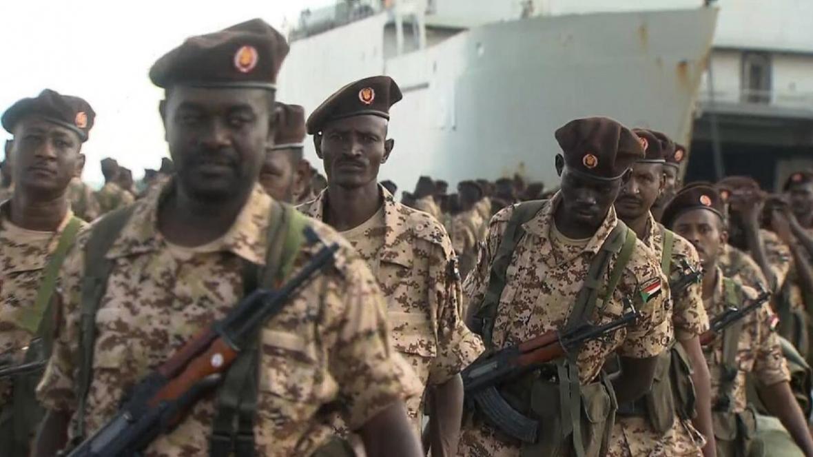 تلاش سودان برای خروج از جنگ یمن