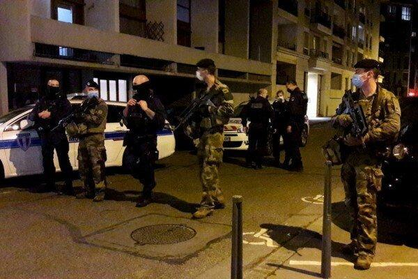 پلیس فرانسه عامل تیراندازی در شهر لیون را بازداشت کرد