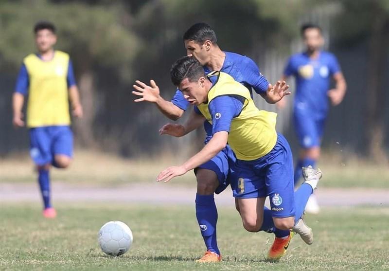 تساوی در فوتبال درون تیمی استقلالی ها