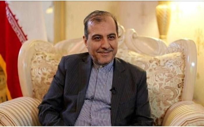 خاجی: ایران آماده همکاری برای تقویت صلح و ثبات در سوریه است