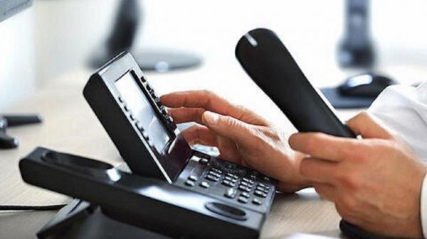 خبرنگاران خطوط تلفن مرکزخوش طینت فردیس دچار اختلال می شود