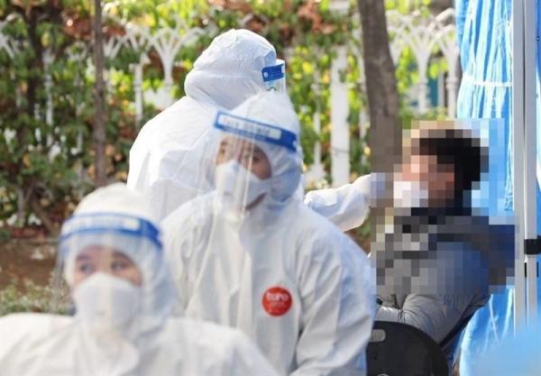 ادامه فرایند صعودی موارد جدید ابتلا به ویروس کرونا در کره جنوبی