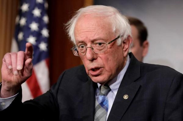 سندرز: ترامپ به دموکراسی اعتقاد ندارد