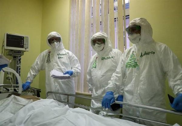ادامه فرایند رو به کاهش شیوع ویروس کرونا در روسیه