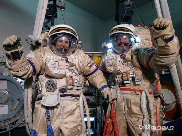 آزمایشات عجیب در فضا