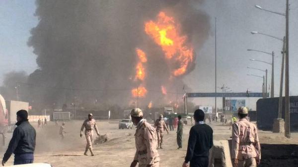 درخواست یاری افغانستان از ایران و کشورهای منطقه برای اطفای حریق