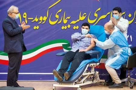 اسپوتنیک وی آمد واکسن ایرانی در راه است
