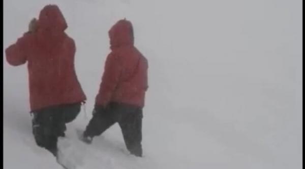 نجات پنج کوهنورد گرفتار در ارتفاعات توچال