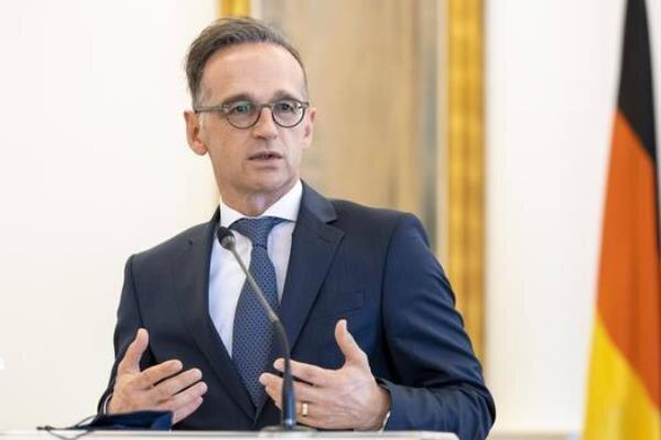 هایکو ماس: از ایران انتظار همکاری کامل داریم!