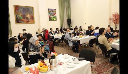 برگزاری جشن نوروز در سفارت ایران در تاجیکستان