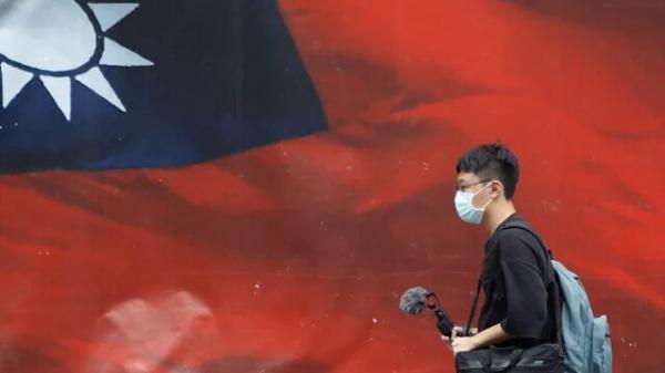 دولت بایدن هیات غیررسمی به تایوان فرستاد