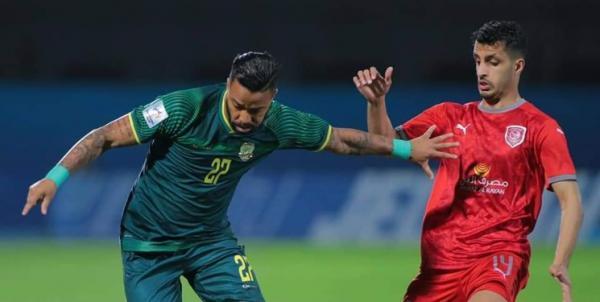 ستاره الشرطه بازی با استقلال را از دست داد