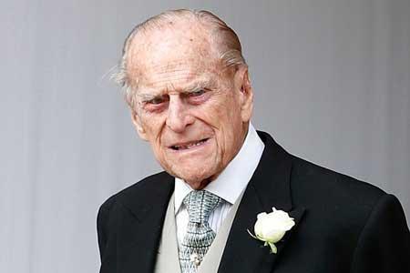 همسر ملکه انگلستان درگذشت
