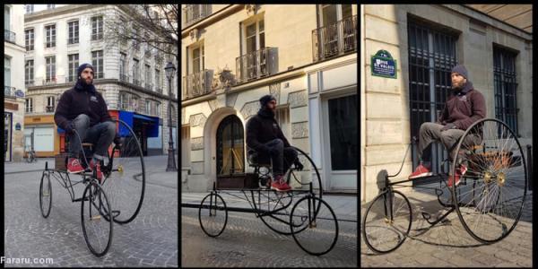 (ویدئو) بازگشت اولین خودروی برقی دنیا به خیابان پس از 140 سال