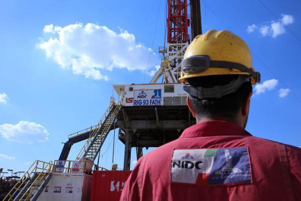 حفر بیش از 4800 حلقه چاه نفت و گاز در کارنامه ملی حفاری