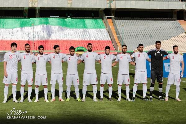 برنامه بازی های تیم ملی ایران در انتخابی جام جهانی اعلام شد