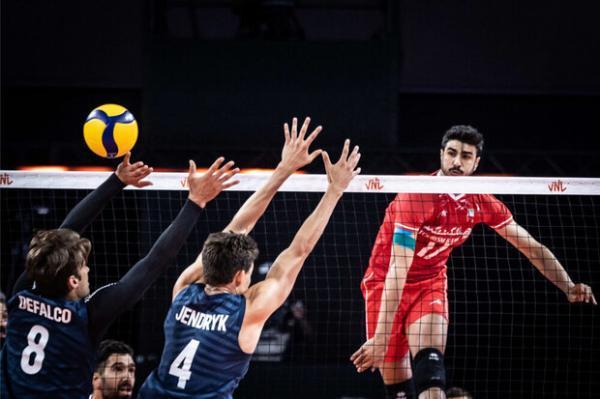 پیروزی مقتدرانه ایران برابر آمریکا، تیمی جلودار شیران ایران نیست