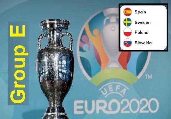 یورو 2020، گروه E؛ فرصت جبران شرمساری برای ماتادورها در غیاب بازیکنان رئال مادرید
