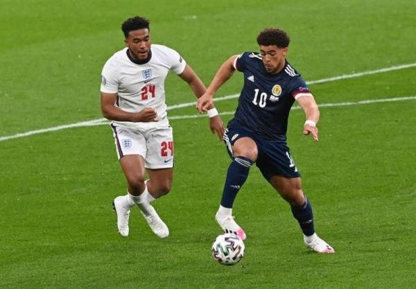 یورو 2020، نبرد انگلیس و اسکاتلند برنده نداشت؛ دربی بدون گل بریتانیایی ها انتها بخش شب هشتم