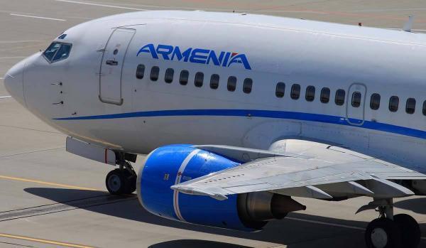 سازمان هواپیمایی: پروازهای ارمنستان افزایش می یابد