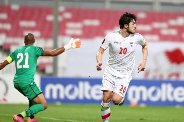 پیروزی شیرین ایران برابر بحرین، زوج طلایی طلسم نبردن را شکست