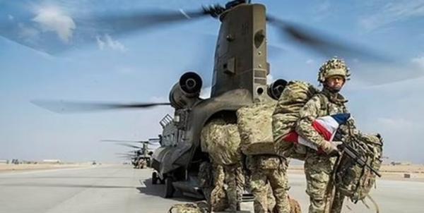 شماری از نیروهای ویژه انگلیس در افغانستان می مانند