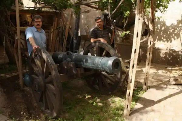 موزه ای که فرهنگ ایران و آذربایجان را نشان می دهد
