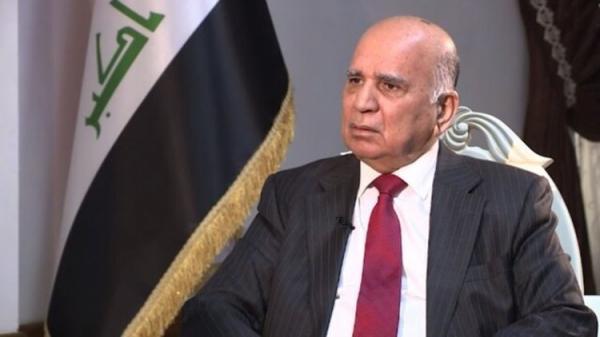 وزیر خارجه عراق ملاقات ظریف با مقامات آمریکایی را تکذیب کرد
