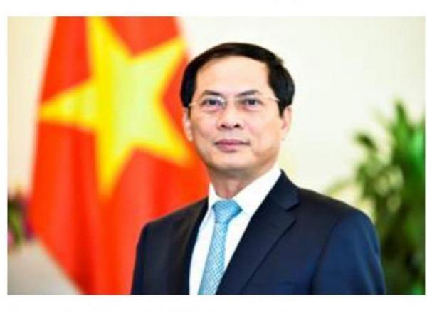 تبریک وزیر امور خارجه ویتنام به امیر عبداللهیان