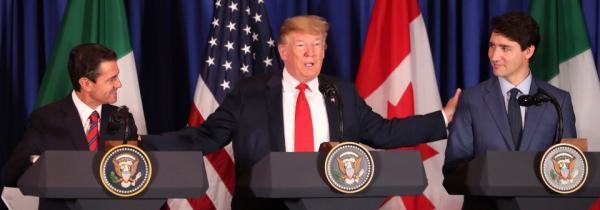 قرارداد تجاری تازه بین کانادا،آمریکا و مکزیک